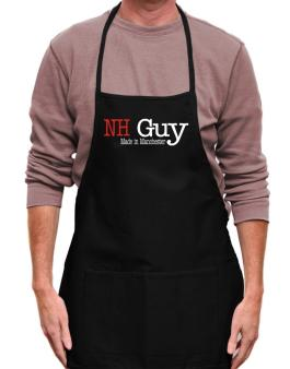 Guy Made In Manchester Apron