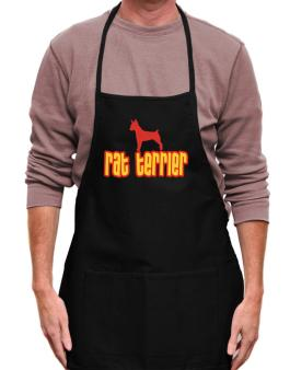 Breed Color Rat Terrier Apron