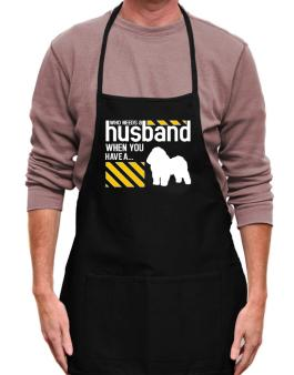 Who Needs A Husband When You Have A ... Bolognese Apron