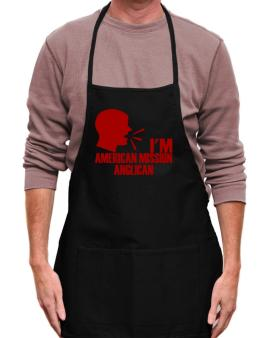 Im American Mission Anglican - Face Apron