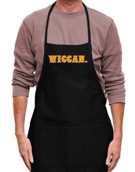 Wiccan. Apron