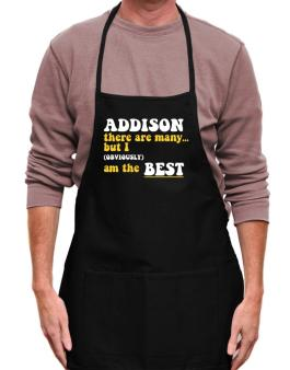 Addison There Are Many... But I (obviously) Am The Best Apron
