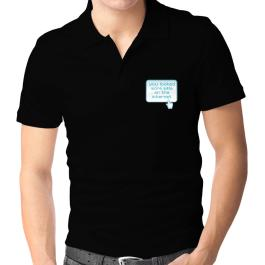 You Looked More Agile On The Internet Polo Shirt