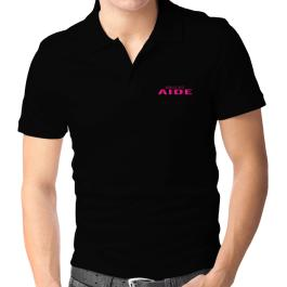 Worlds Best Aide Polo Shirt