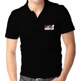 Anything You Want, But Ask Me In Amorite Polo Shirt