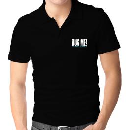 Hug Me, Im From Seattle Polo Shirt