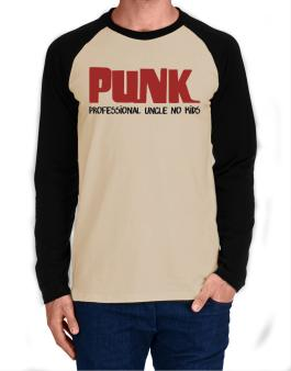 PUNK Long-sleeve Raglan T-Shirt