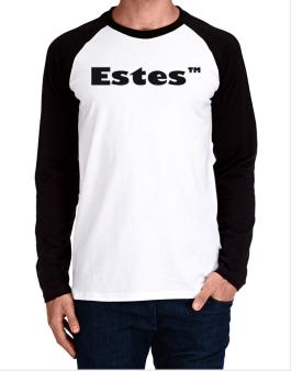 Estes Tm Long-sleeve Raglan T-Shirt