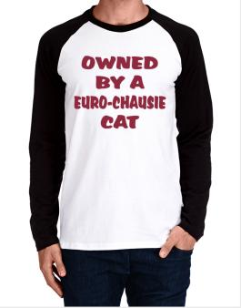 Owned By S Euro Chausie Long-sleeve Raglan T-Shirt