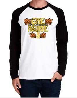 The Aguirre Five Long-sleeve Raglan T-Shirt