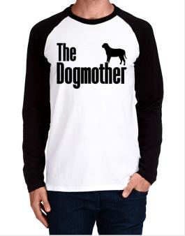 The dogmother Broholmer Long-sleeve Raglan T-Shirt