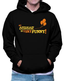 My Andean Condor Is Very Funny Hoodie