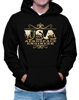 Usa Aerospace Engineer Hoodie