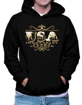 Usa Industrial Plant Cleaner Hoodie