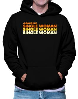 Abarne Single Woman Hoodie