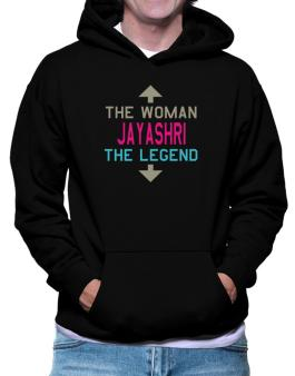 Jayashri - The Woman, The Legend Hoodie