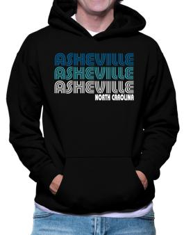 Asheville State Hoodie