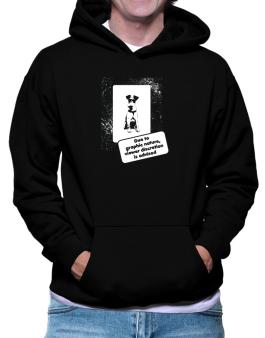 Due To The Graphic Nature, Viewer Discretion Is Advised Hoodie