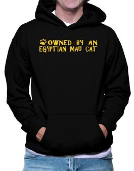 Owned By An Egyptian Mau Hoodie