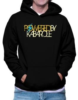 Powered By Kabarole Hoodie