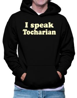 I Speak Tocharian Hoodie