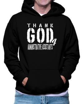 Thank God For Administrative Assistants Hoodie