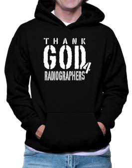 Thank God For Radiographers Hoodie
