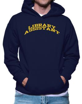 Library Assistant Hoodie