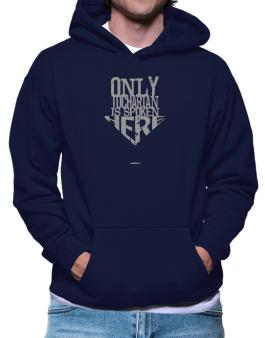 Only Tocharian Is Spoken Here Hoodie