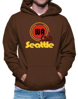 Seattle - State Hoodie