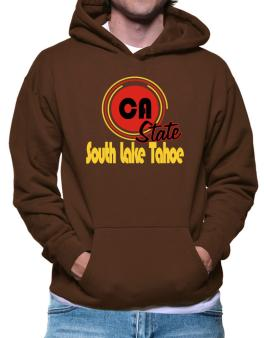 South Lake Tahoe - State Hoodie