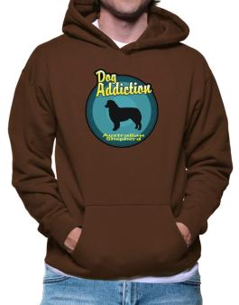 Dog Addiction : Australian Shepherd Hoodie