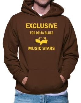 Exclusive For Delta Blues Stars Hoodie