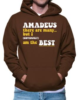 Amadeus There Are Many... But I (obviously) Am The Best Hoodie