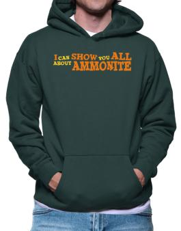 I Can Show You All About Ammonite Hoodie