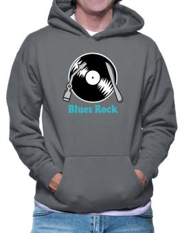 Blues Rock - Lp Hoodie