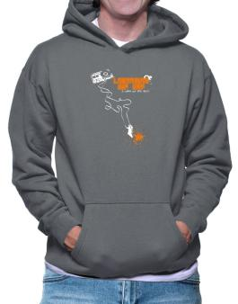 Tanzanian Hip Hop It Makes Me Feel Alive ! Hoodie