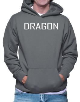 Dragon Basic / Simple Hoodie