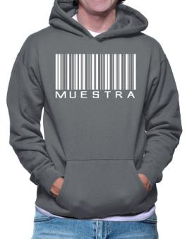 barcode Ceviche Hoodie
