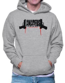 Amadeus - Blood And Bullets Hoodie