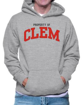 Property Of Clem Hoodie