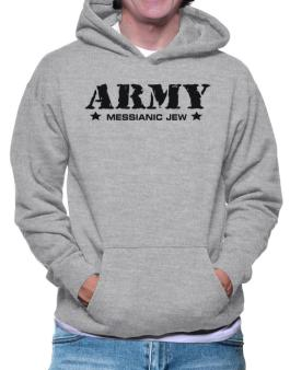 Army Messianic Jew Hoodie