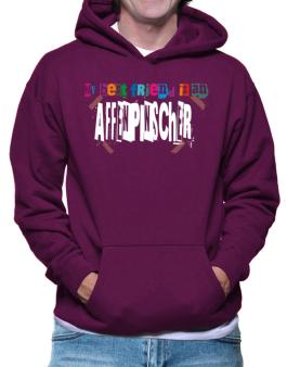 My Best Friend Is Affenpinscher Hoodie