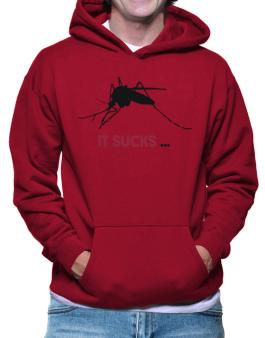 Polera Con Capucha de It Sucks ... - Mosquito