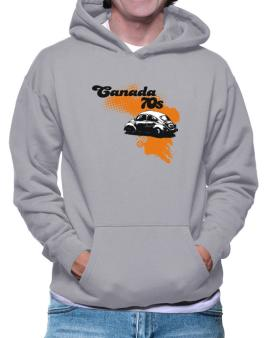 Canada 70s Hoodie