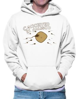 Conceived In Jalisco Hoodie