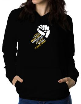 If Your Parents Dont Like Broken Down Golf Cart , Its Time To Become Independent Women Hoodie
