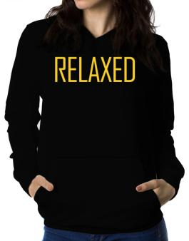 Relaxed - Simple Women Hoodie