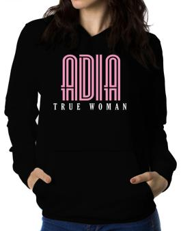Adia True Woman Women Hoodie