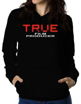 True Film Producer Women Hoodie